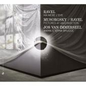 Album artwork for Ravel: Ma Mere L'oye, Musorkgsky: Pictures / Imme