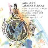 Album artwork for Carl Orff: Carmina Burana