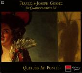Album artwork for Gossec: QUATUORS Op. 15