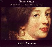 Album artwork for Marais: LA REVEUSE, & AUTRES PIECES DE VIOLE