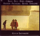 Album artwork for BACH, BULL BYRD, GIBBONS