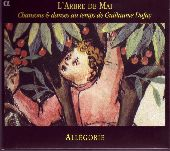 Album artwork for L'Arbre de Mai - Songs and Dances / Allégorie