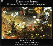 Album artwork for Christopher Simpson: The Seasons, The Monthes & ot