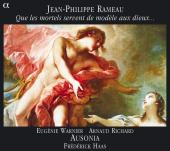 Album artwork for Rameau: Que les mortels servent de modele aux dieu