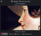 Album artwork for Schumann: Piano and 4-hand Piano Music (Le Sage)