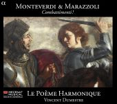 Album artwork for Monteverdi & Marazzoli: Combattimenti!
