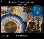 Album artwork for J.S. Bach: Missa 1733