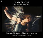 Album artwork for Purcell - How pleasant 'tis to Love!