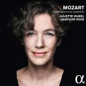 Album artwork for Mozart: Complete Flute Quartets