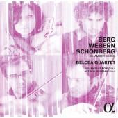 Album artwork for Berg, Webern & Schoenberg: Chamber Music
