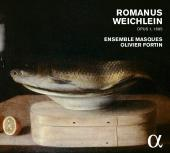 Album artwork for Weichlein: Opus 1, 1695 / Ensemble Masques