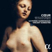 Album artwork for Cœur: French Courtly Songs from the Late 16th Cen