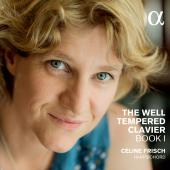 Album artwork for J.S. Bach: The Well-Tempered Clavier, Book 1