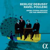 Album artwork for Berlioz, Debussy, Ravel & Poulenc: Orchestral Work