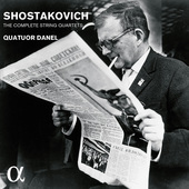 Album artwork for Shostakovich: Complete String Quartets