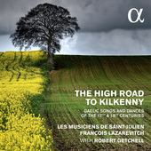 Album artwork for The High Road to Kilkenny: Gaelic Songs & Dances o