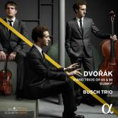 Album artwork for Dvorák: Piano Trios, Opp. 65 & 90