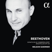 Album artwork for Beethoven: Piano Sonata No. 29