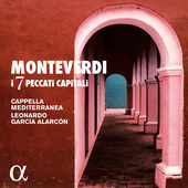 Album artwork for Monteverdi: i 7 peccati capitali