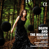 Album artwork for Schubert: Death and the Maiden (Live)