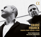 Album artwork for Fauré & Franck: Violin Sonatas