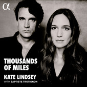Album artwork for Thousands of Miles / Kate Lindsey