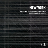 Album artwork for New York / Pintscher