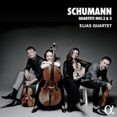 Album artwork for R. Schumann: String Quartets Nos. 2 & 3