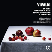 Album artwork for Vivaldi: Concerto Works