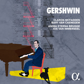 Album artwork for Gershwin / Immerseel