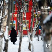 Album artwork for Bach: Brandenburg Concertos / Cafe Zimmermann
