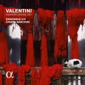 Album artwork for Valentini: Concerti Grossi / Ensemble 415