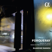 Album artwork for Forqueray: Pieces de viole mises en pièces de cla