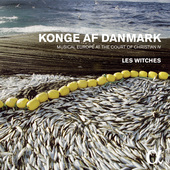Album artwork for Konge af Danmark: Musical Europe at the Court of C