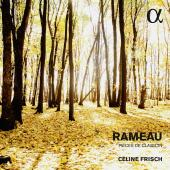Album artwork for Rameau: Pièces de clavecin