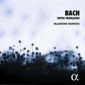 Album artwork for Bach: 6 French Suites, BWV 812-817