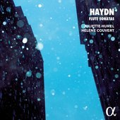Album artwork for Haydn: Flute Sonatas