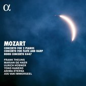 Album artwork for Mozart: Concertos / Immerseel