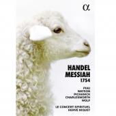 Album artwork for Handel: Messiah, HWV 56 (1754 Version)