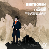 Album artwork for Beethoven: Symphonies & Ouvertures