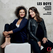 Album artwork for Les Boys / Duo Jatekok