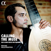 Album artwork for Calling the Muse