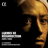 Album artwork for Larmes de Résurrection - Schutz & Schein