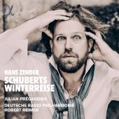 Album artwork for Zender: Schuberts Winterreise / Pregardien