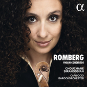 Album artwork for VIOLIN CONCERTOS