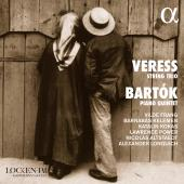 Album artwork for Varess and Bartok: Chamber Music
