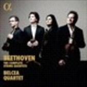 Album artwork for Beethoven: The Complete String Quartets