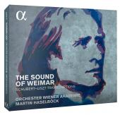 Album artwork for The Sound of Weimar: Schubert-Liszt Transcriptions