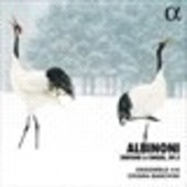 Album artwork for Albinoni: Sinfonie a cinque, Op. 2