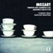 Album artwork for Mozart: Clarinet Quintet, K. 581 - Violin Sonata N